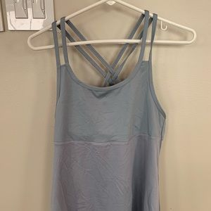 CHAMPION workout tank. Crisscross back!